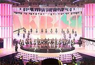 巨大なLEDスクリーンで多彩なシーンを作り出した「第68回NHK紅白歌合戦」の舞台裏
