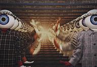 未知の映像体験「ART of 8K ~テクネ 映像の教室 in 東京藝術大学~」展
