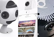 いま注目のVRカメラを紹介「VRカメラ最前線 2017夏」