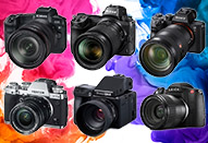 最新のミラーレス一眼、中判デジタルカメラなどが勢ぞろいする「Photo EDGE Tokyo」の見どころ