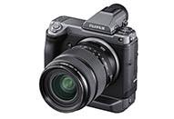 富士フイルム、Photo EDGE Tokyo 2019にて1億画素のデジタルカメラ「GFX100」を展示