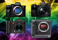 「Photo EDGE Tokyo」の見どころ 〜 プロ向けのフルサイズミラーレス、中判デジタルカメラ、動画機材が勢ぞろい