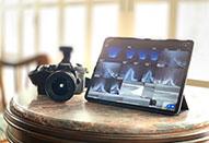 iPad Pro(2018)は写真家の必需品である。