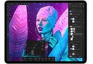 高性能なiPad Proのディスプレイを活用して、ソフトプルーフ(色校正)にチャレンジする