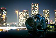 Nikon D810で夜景ムービーを撮る