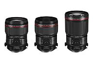 【解析特集】マクロ撮影にも対応した3本のティルト・シフトレンズ「Canon TS-E レンズ」