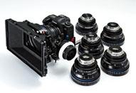 EOS MOVIEでも使えるシネマ用の単焦点レンズ「カールツァイス Compact Primes」をテストする