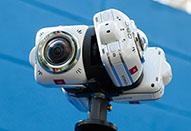 第31回 「QBiC MS-1」と専用リグで360°パノラマ動画に挑戦