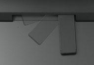 キャリブレーションセンサー内蔵の24.1型モニターCG245W