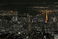 EOS C700で東京の夜景をHDR収録する