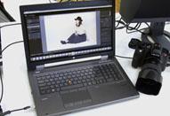ノート型のワークステーション HP EliteBook 8760w Mobile Workstationをテストする