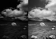 第6回 モノクロ写真においてもモニターは重要
