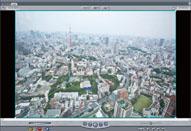 1枚の高解像度写真から動画を作成