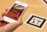 写真品質の3DCGを組み込んだアプリを開発