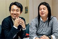 世の中は「材料」から変わる!|長谷川和宏&阿久津伸