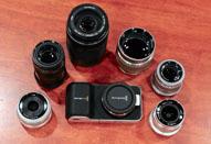 ポケットサイズのシネカメラや4K対応モデルの登場
