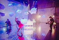 MisterWivesの配信「SUPERBLOOM: The Live Dream」Pocket Cinema Camera 6Kで撮影