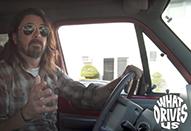 Foo Fighters デヴィッド・グロール「What Drives Us」 URSA Mini Pro 4.6K G2/Pocket Cinema Camera 4Kで撮影