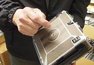 大判カメラを修理してまた使えるようにするという選択肢