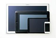 注目のタブレット3モデルを検証する - iPad Air / Cintiq Companion / TOUGHPAD 4K -