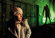 ライティングキット 〜路地裏の不気味な影を撮るためには
