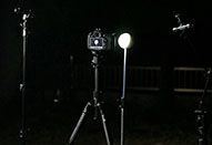 2灯で球体を表現する